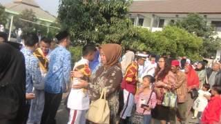 Paskibra SMAN 14 Tangerang - Ucapan Selamat dari Guru