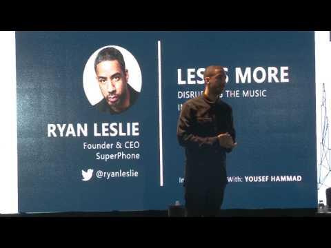 "BOOSTMENA | ""Les is More"" with Ryan Leslie"