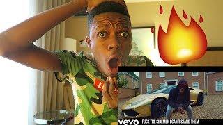 IT'S FIRE 🔥🔥 DEJI - SIDEMEN DISS TRACK (Official Music Video) REACTION!!!