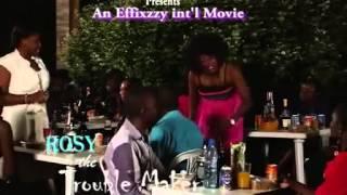 Rosy The Troublemaker | Funke Akindele @hallanaija