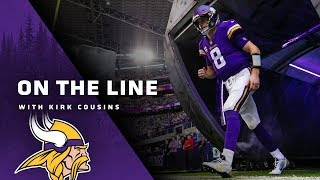 On The Line: Kirk Cousins on Offensive Staff, Excitement For 2019, Meeting With Fran Tarkenton