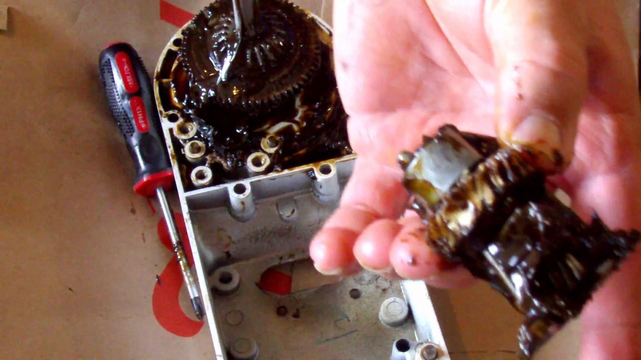 KitchenAid Mixer Repair Motor Runs But Paddle Shaft doesn\'t