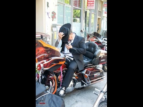 greek harley davidson wedding - last minute entry for Discover More 2015 Apostolos