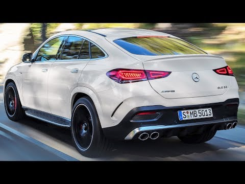 2020 Mercedes-AMG GLE 53 4MATIC+ - Powerful Performance Coupe SUV
