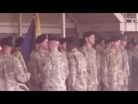 Echo Co. 146 Bn Fort Benning Family Day Video 1(2)