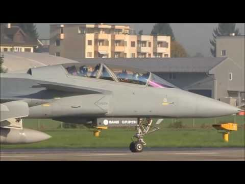 SAAB JAS-39 E/F NEW GENERATION MULTIROLE-FIGHTER-JETS