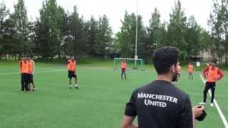 MKA Norway & Atfal - National Ijtema Day 1 - 22.juni 2013 - Football match