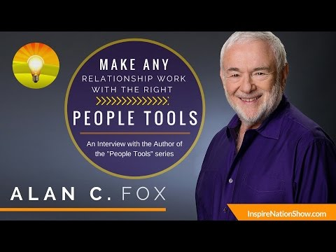 ★ Learn Powerful People Skills & Improve Relationships | Alan C Fox |  Love, Marriage Success 2015