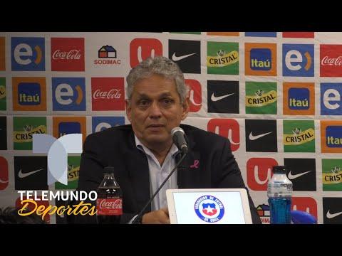 Perú vs. Chile: 3-0, Conferencia de prensa de Reinaldo Rueda | Más Fútbol | Telemundo Deportes