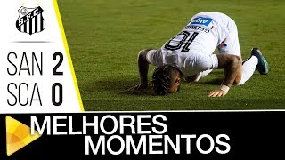 Video Gol Pertandingan Santos FC vs Sao Caetano