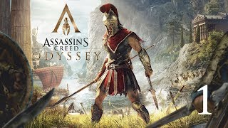 DE RG VOLT MR....VGRE ITT, PITAG RSZ IN ACTION ASSASSIN S CREED ODYSSEY - 10.01.
