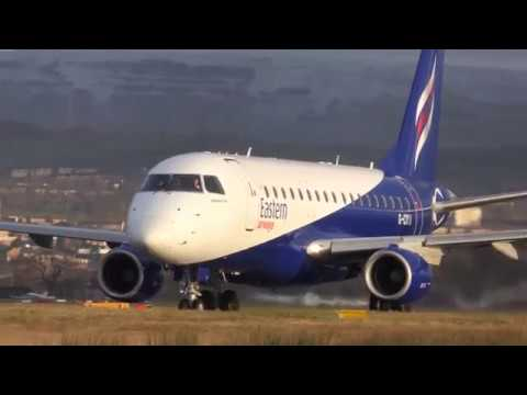 Double Eastern Airways - Glasgow Airport - [4K/UHD]