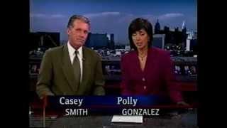 11/12/2002 Polly Gonzalez & Casey Smith, KLAS-TV Ch. 8 Eyewitness News, Las Vegas, Nov. 12, 2002