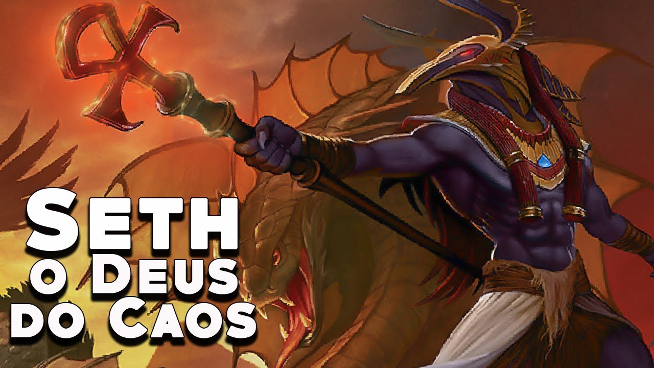 Seth: O Deus do Caos, dos Desertos e da Infertilidade - Mitologia Egípcia - Foca na História