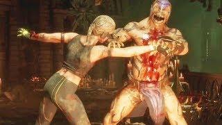 "Brutality ""Nham Nham"" do Baraka no Mortal Kombat 11"