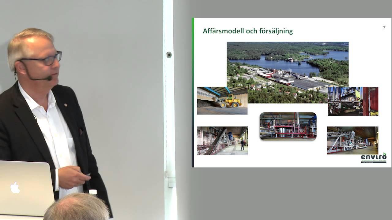 ProHearings Scandinavian Enviro Systems 150526