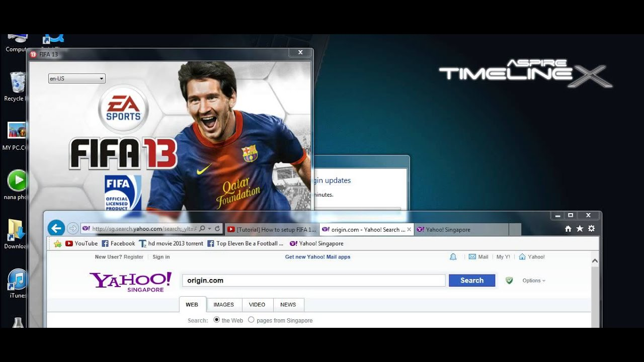 FIFA 13 Free Download for PC