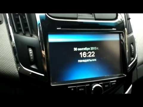 Альтернатива мультимедийной системе MyLink в автомобиле Шевроле Круз
