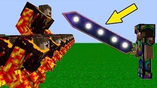 МОД НА НУБ против 1000 КЛОНОВ НУБОВ из ЛАВЫ зомби - Троллинг НУБА в Minecraft Серия 17