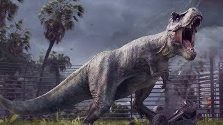 Jurassic World Final Play through! Finishing the game! Episode #4