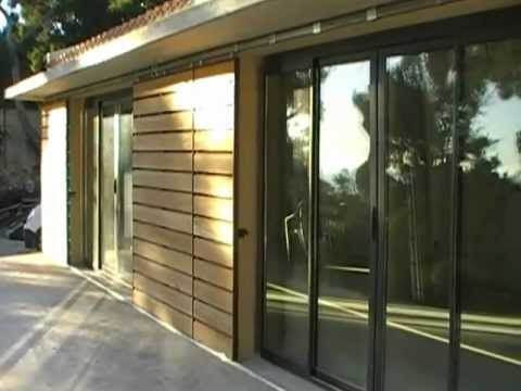 Volets coulissants marseille la ciotat bandol youtube - Volet exterieur coulissant ...