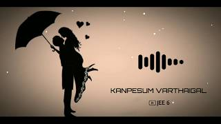 Best love BGM Ringtone & love whatsapp status | Yuvan love bgm | jee6