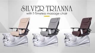 [OFFICIAL] TRIANNA | Pedicure Massage Chair | TSPA LLC