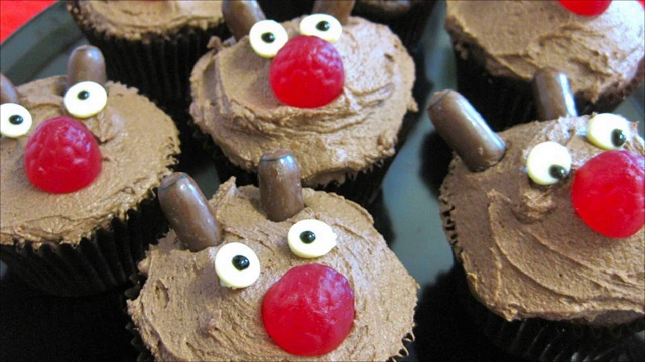 Christmas Cake Ideas For Kids - YouTube