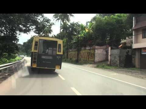 KSRTC super express between Chenganoor and Adoor