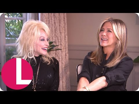 Jennifer Aniston Reveals How Her Late Mother Inspired Her Role in Dumplin | Lorraine