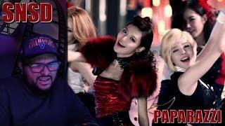 Girls' Generation - PAPARAZZI MV REACTION!!! | They're Very Distracting LOL #TakeMeBack