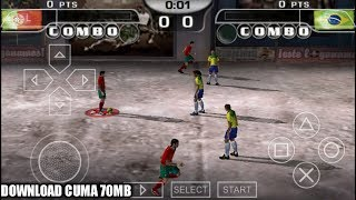 Cara Download Dan Install Game Fifa Street 2 PPSSPP Android