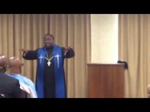Pastor Jeffrey L. Brown - Worry Kills