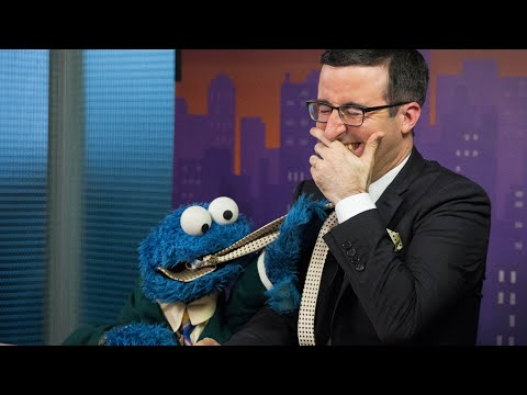 Thumbnail: John Oliver & Cookie Monster Out-Takes