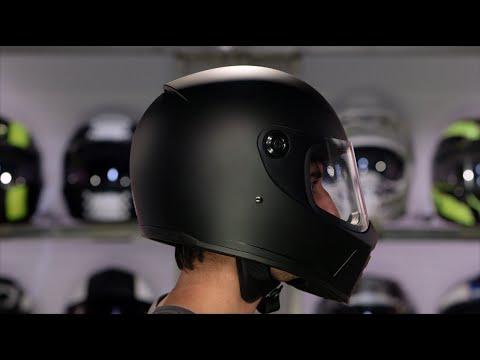 9c264550 Biltwell Lane Splitter Helmet Review at RevZilla.com - YouTube