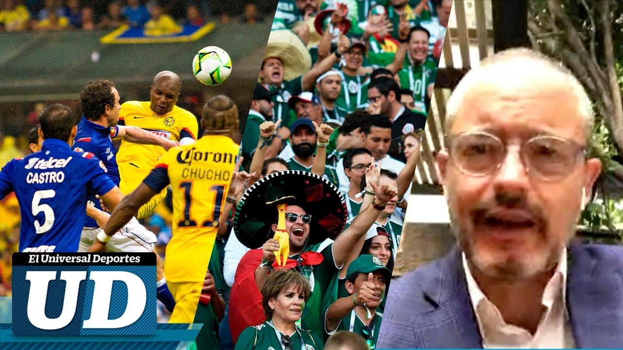 Grito discriminatorio suspende duelo entre Cruz Azul y Monterrey ...