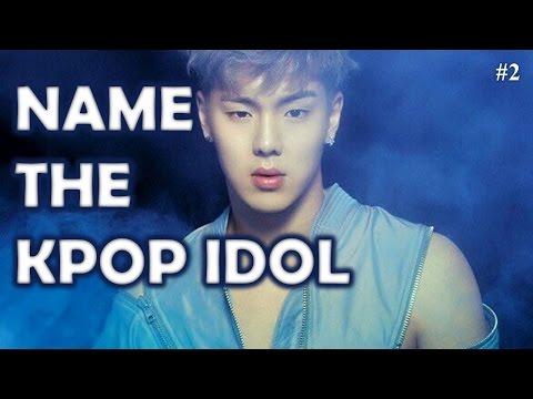 Kpop Quiz: Name the Kpop Idol #2