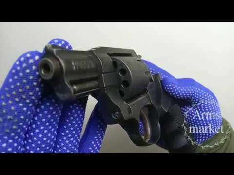 Переделка револьвера флобера под мелкокалиберный патрон
