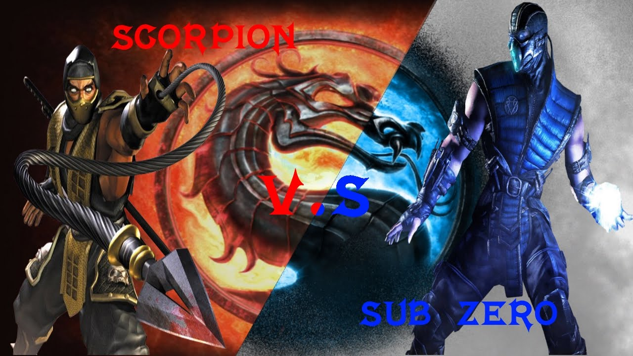 Whos The Best Sub Zero Or Scorpion Wallpaper With Free Download