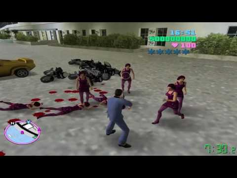[Former PB] GTA: Vice City Speedrun - Any% in 14:25