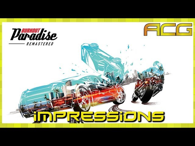 Burnout Paradise Remastered Preview and Impressions