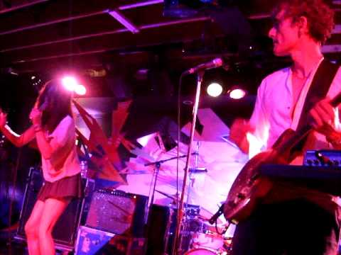 Blonde Redhead Live @ Republik - Sled Island 2011