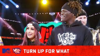 Chico Bean Finally Loses His Cool 😂 w/ R-Truth & Carmella | Wild 'N Out | #TurnUpForWhat