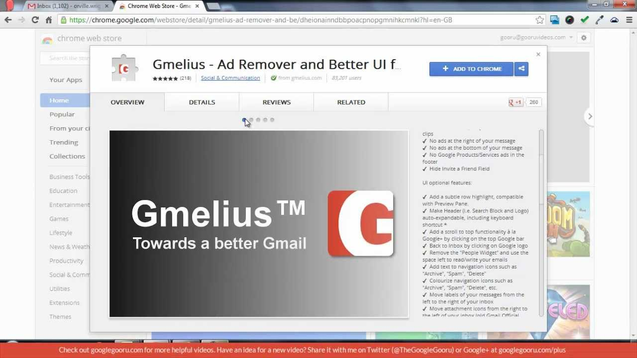 Gmelius, the Best Gmail Chrome Extension - YouTube