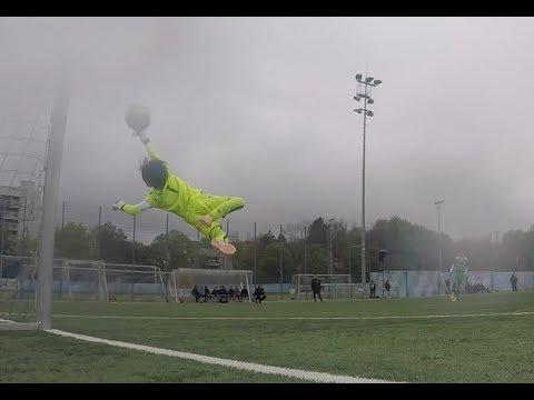Eleven Year Old Goalkeeper Bobby - 3:3 v Deisenhofen