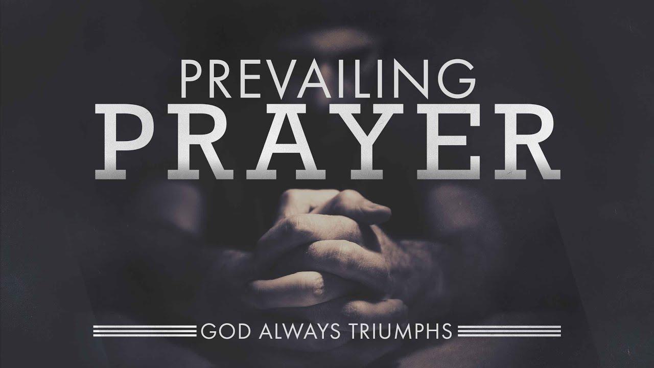 Prevailing Prayer – God Always Triumphs | Pastor Shane Idleman - YouTube
