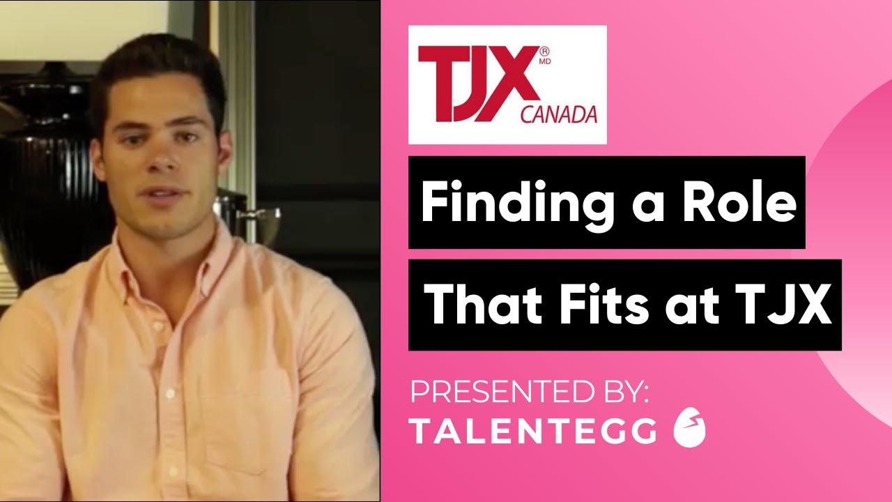 finding a role that fits at tjx canada youtube. Black Bedroom Furniture Sets. Home Design Ideas