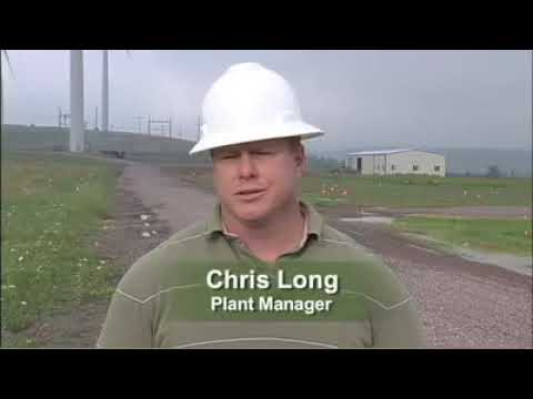 Casselman, Pennsylvania Wind Power Project