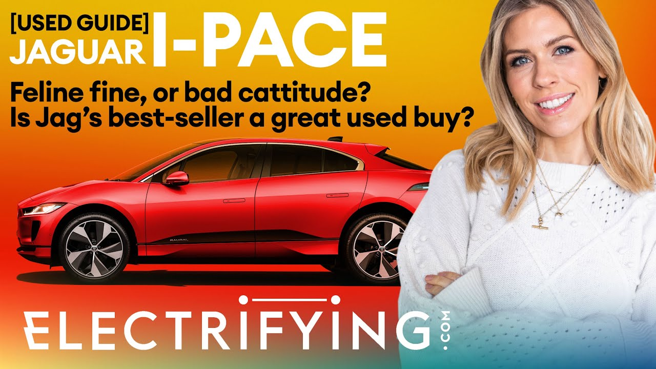 Jaguar I-Pace used buyer's guide & review – Feline fine or bad cattitude? / Electrifying
