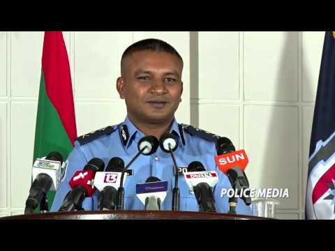 Press Briefing by Commissioner of Police on 3 cases being investigated by Police